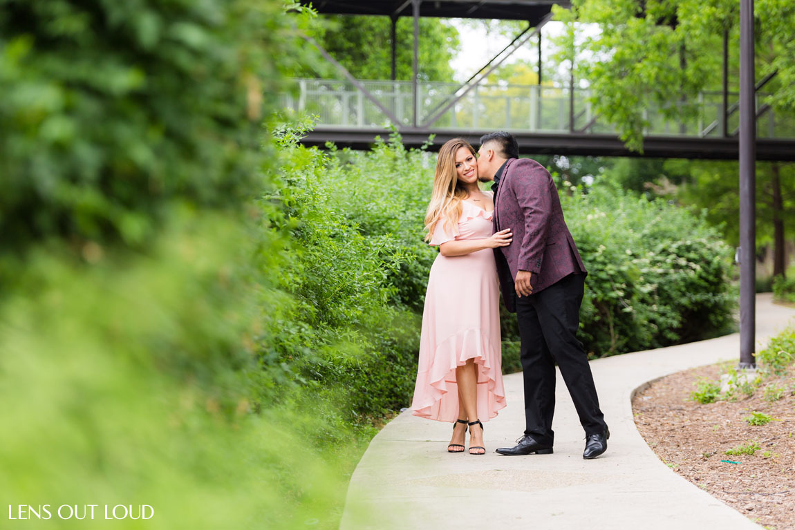 Pearl Brewery Engagement Session