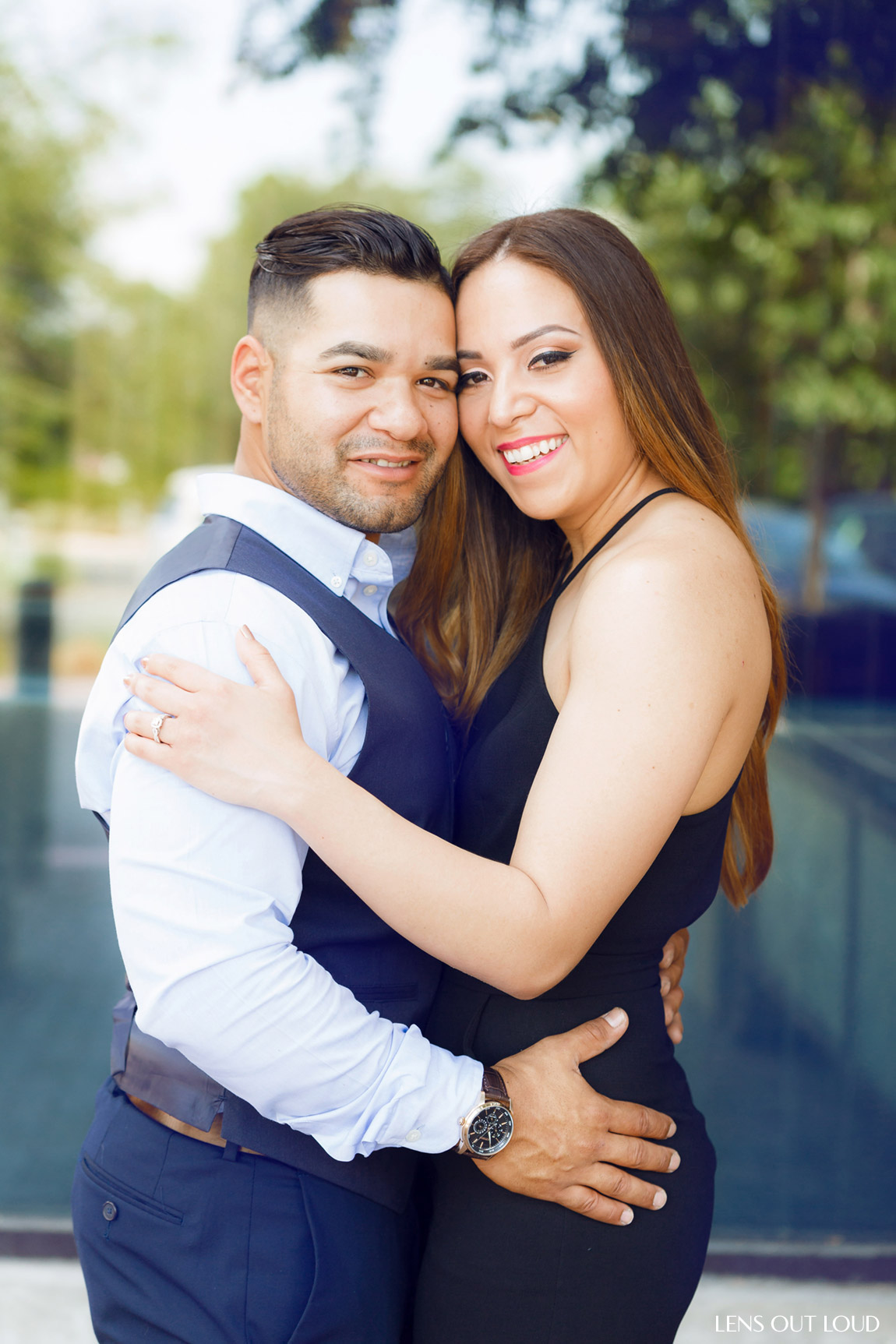 Pearl Brewery San Antonio Engagement Session