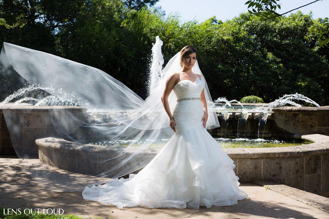San Antonio Bridal Portrait Session