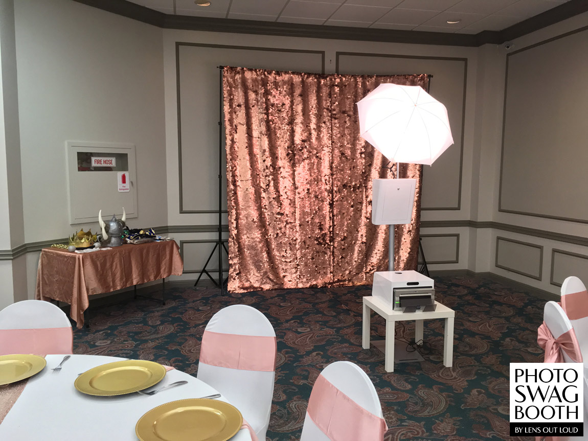 San Antonio Photo Booth Rental for Weddings