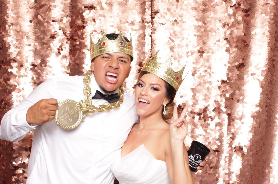 San Antonio Wedding Photo Booth | Blanca & Jose