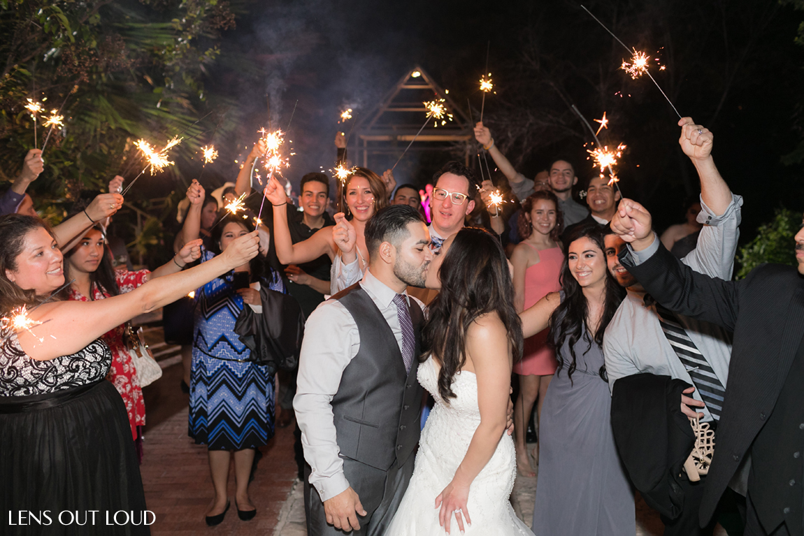 Zaza Gardens Wedding