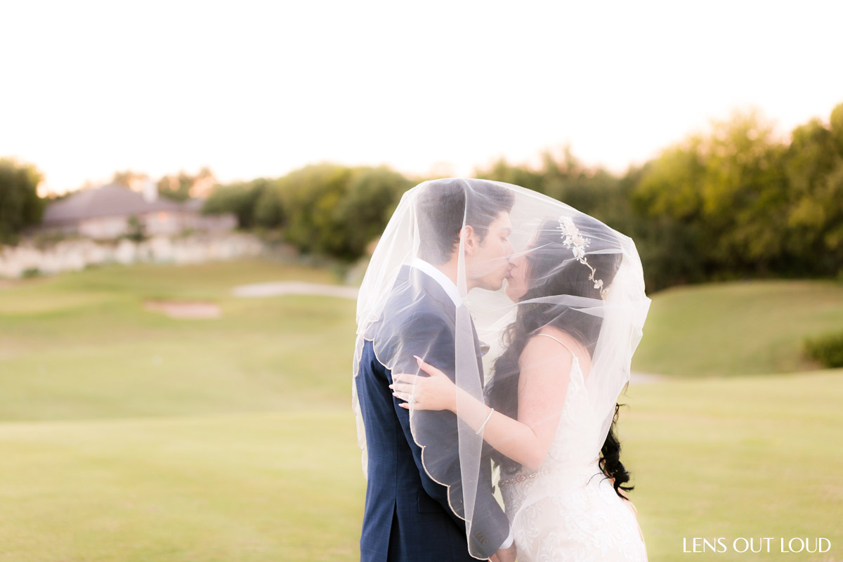 Olympia Hills Golf Club Wedding