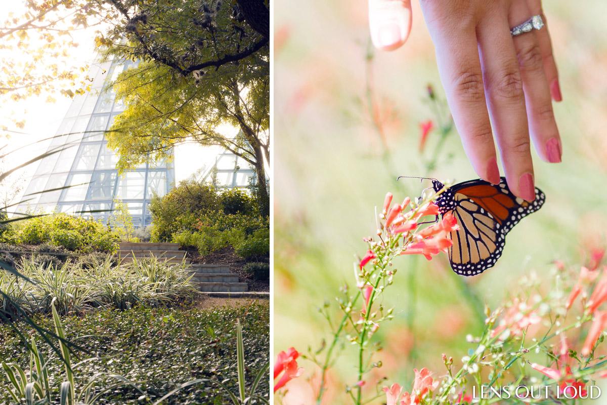 Outdoor Engagement Photo Locations in San Antonio