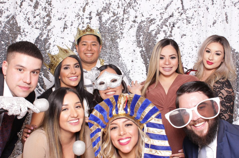 San Antonio Wedding Photo Booth Rental | Valerie & Travis