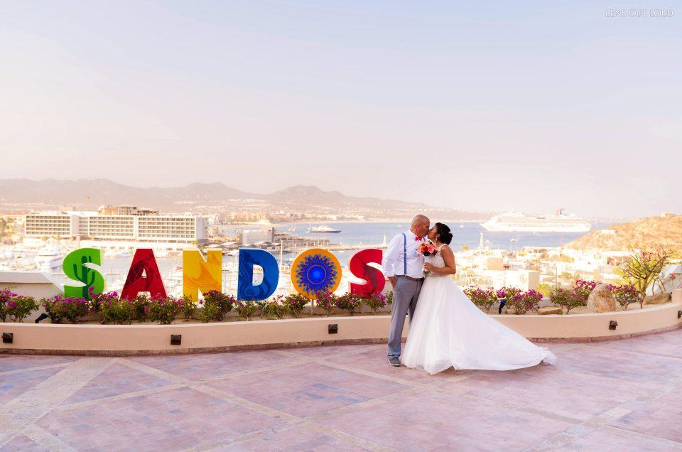 Sandos Finisterra Los Cabos Wedding | Kristin & Daryn