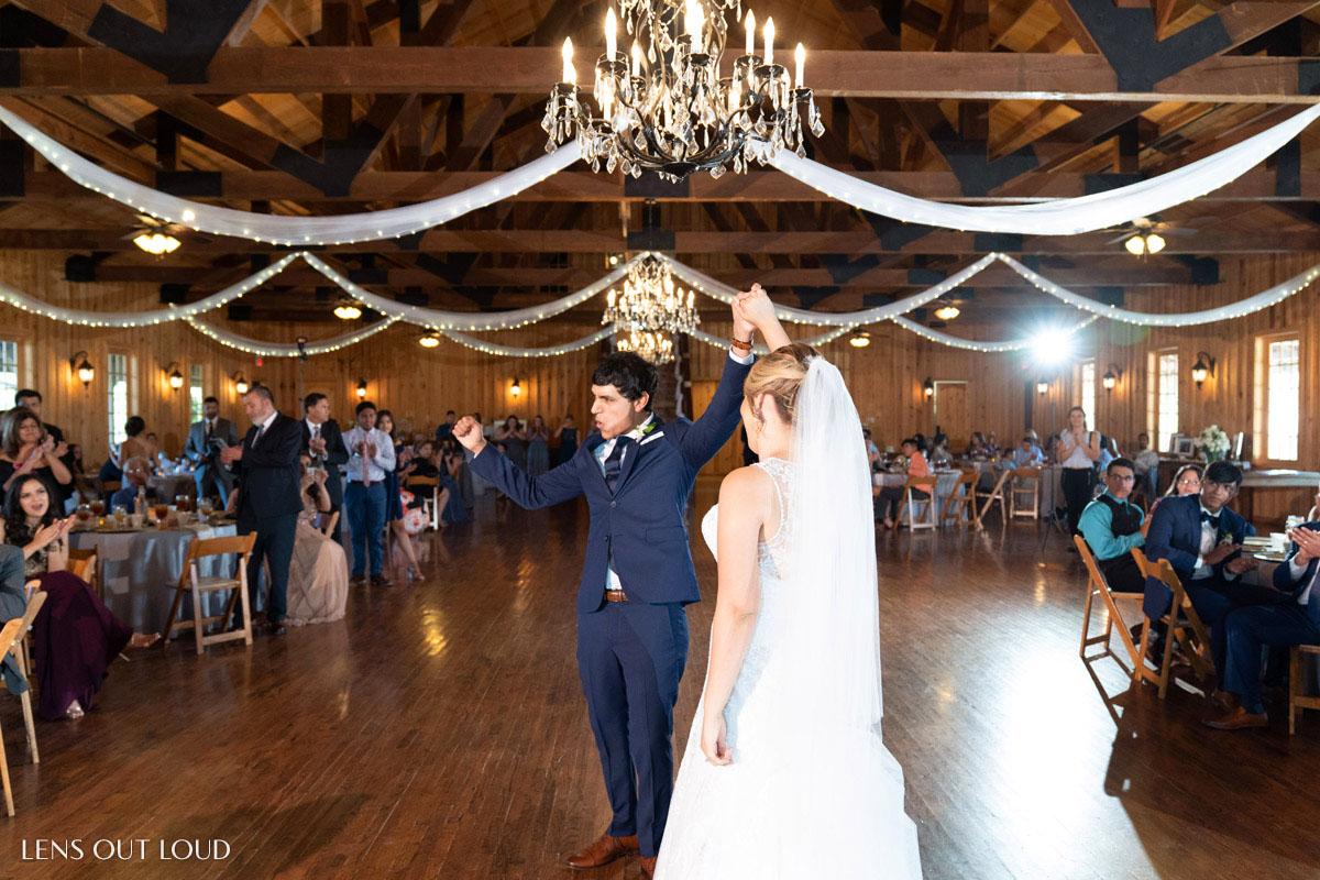 The Milestone New Braunfels Stonehaven Wedding