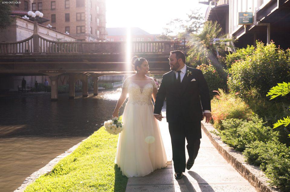 La Orilla Del Rio Ballroom Wedding | Pamela & Richard