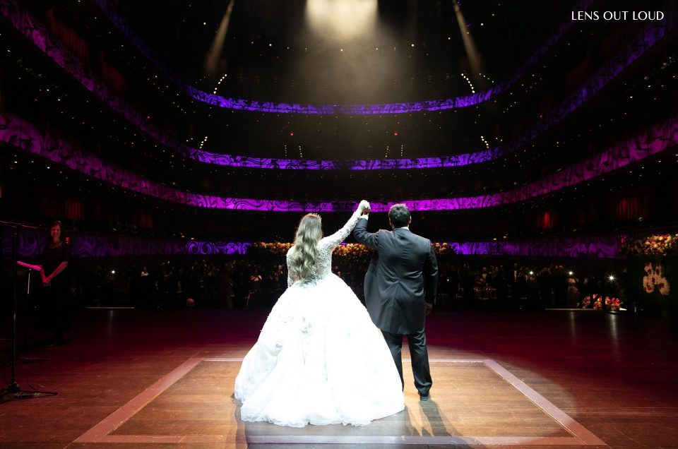 Tobin Center Wedding | Fernanda & José