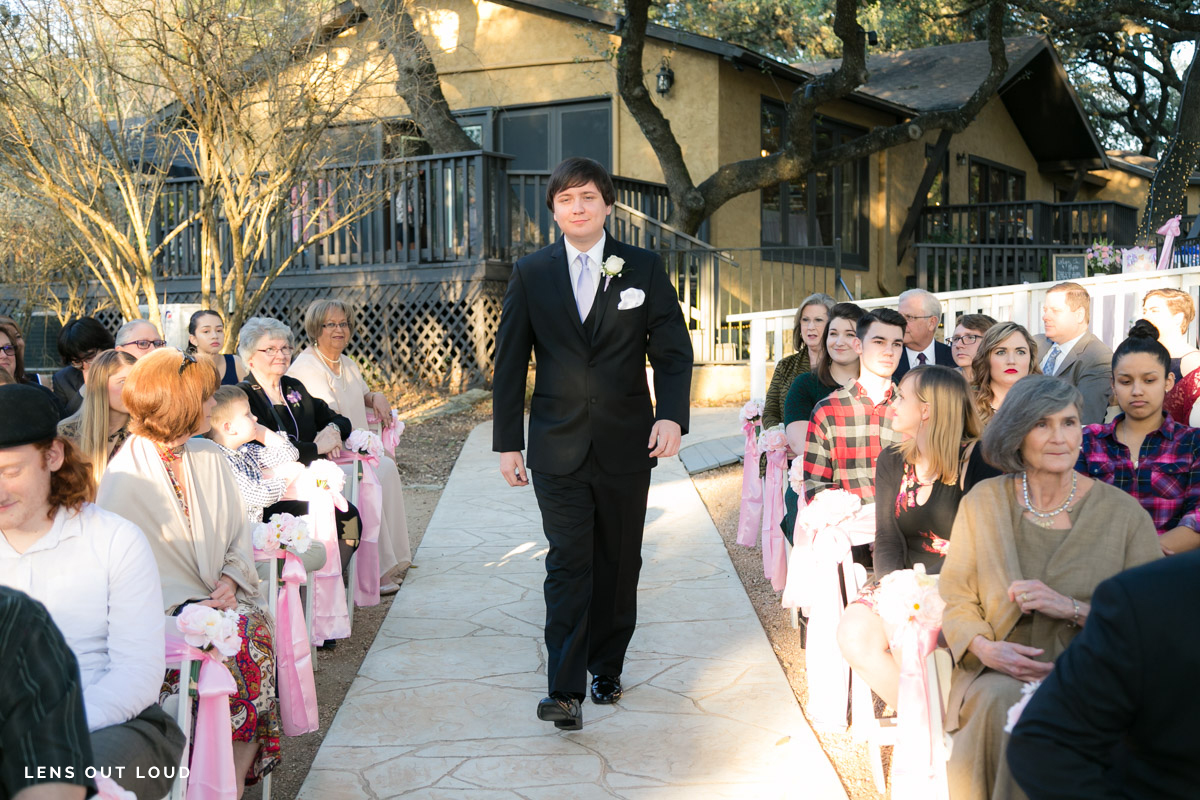 The Gardens at Old Town Helotes Wedding Pictures