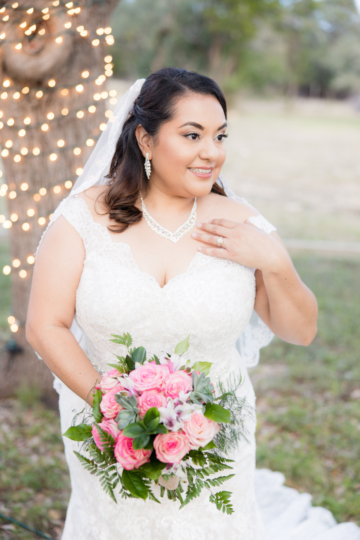 San Antonio Bridal Portraits