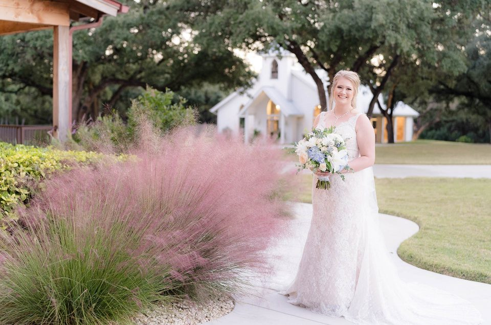 Bridal Portrait Session | The Chandelier of Gruene